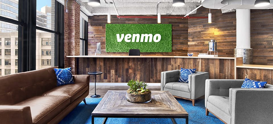 Venmo's New York City Headquarters