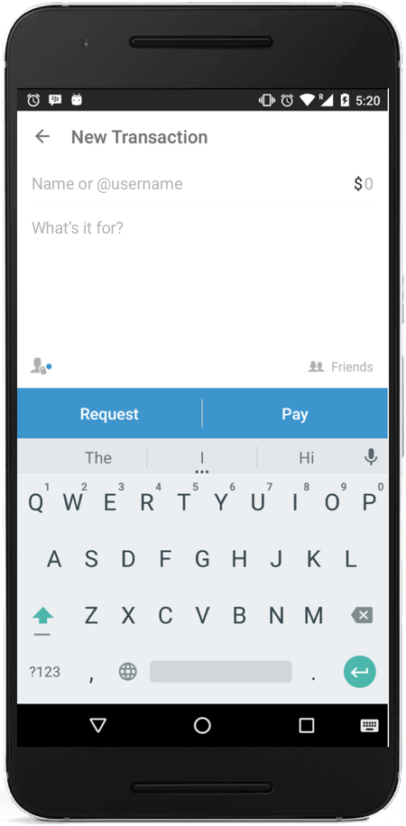 Venmo - Share Payments